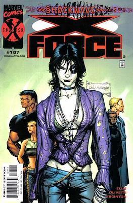 X-Force Vol. 1 (1991-2002) (Comic Book) #107