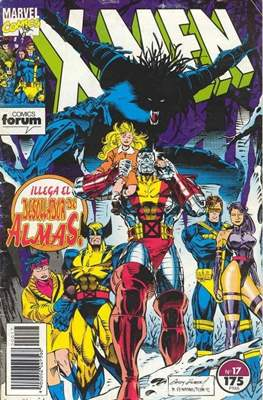 X-Men Vol. 1 (1992-1995) (Grapa 32 pp) #17
