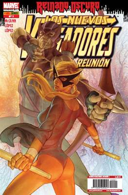 Los Nuevos Vengadores: Reunión (2009). Reinado Oscuro (Grapa) #1