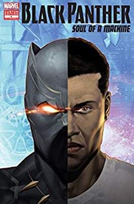 Black Panther - Soul Of A Machine #4