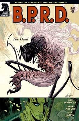 B.P.R.D. (Comic Book) #17