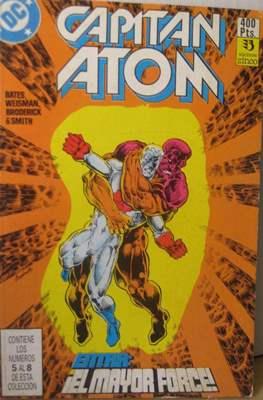 Capitán Atom (Retapado) #2
