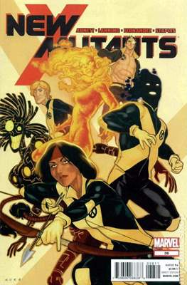 New Mutants Vol. 3 (Comic Book) #38