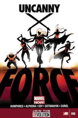 Uncanny X-Force Vol. 2 #6