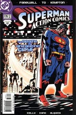 Action Comics Vol. 1 (1938-2011; 2016-) (Comic Book) #776