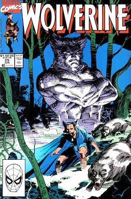 Wolverine (1988-2003) (Comic Book) #25