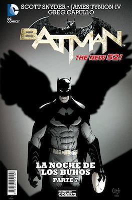 Batman: La noche de los búhos #7