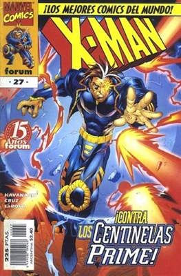 X-Man Vol. 2 (1996-2000) (Grapa 24 pp) #27