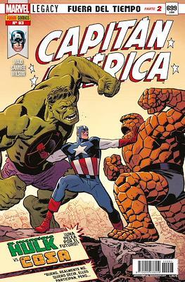 Capitán América Vol. 8 (2011-) #93