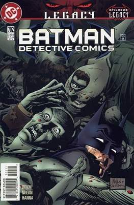 Detective Comics Vol. 1 (1937-2011; 2016-) (Comic Book) #702