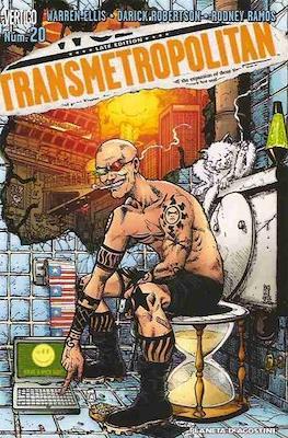 Transmetropolitan (Rústica 48-144 pp) #20