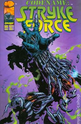 Codename: Strykeforce (1994-1995) (Comic Book) #14