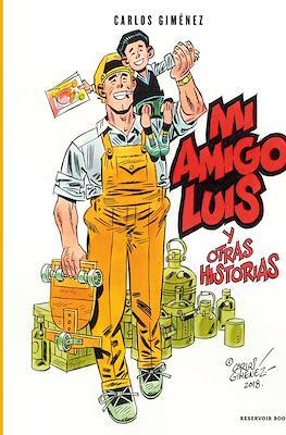 Mi amigo Luis y otras historias (Cartoné 96 pp) #