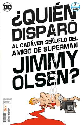 Jimmy Olsen: El amigo de Superman (Grapa) #2