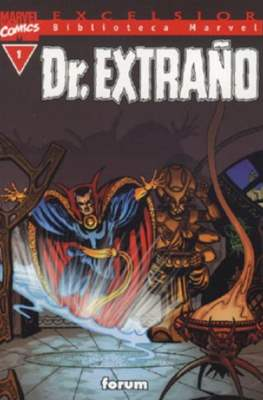 Biblioteca Marvel: Dr. Extraño (2003-2006)