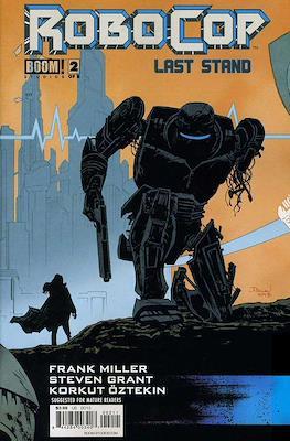 Robocop Last Stand (Grapa.) #2