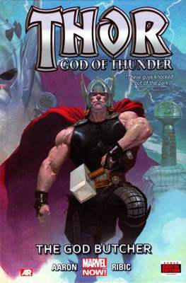 Thor: God of Thunder (Softcover) #1