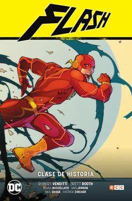 Flash Saga de Robert Venditti y Van Jensen #1