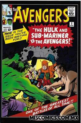 Marvel Clásicos (Grapa) #21