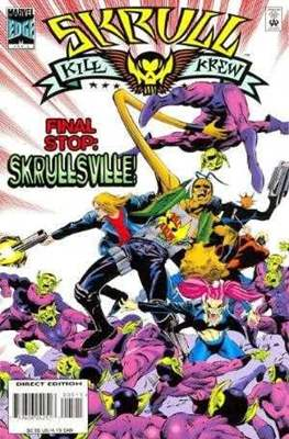 Skrull Kill Krew (1995-1996) #5