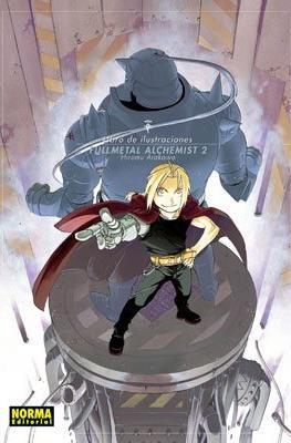 Fullmetal Alchemist - Libros de ilustraciones (Rústica con sobrecubierta) #2