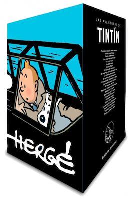 Las aventuras de Tintin: Edición 90° Aniversario
