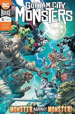 Gotham City Monsters (Comic Book) #5