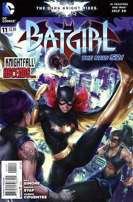 Batgirl Vol. 4 (2011-2016) (Comic-Book) #11