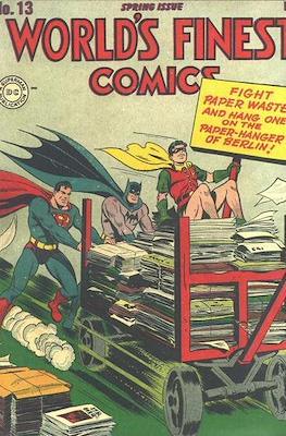 World's Finest Comics (1941-1986) (Comic Book) #13