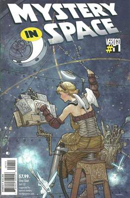 Mystery in Space (Comic Book) #1