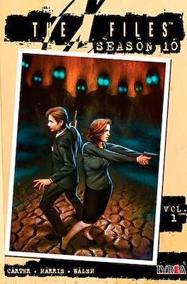 The X-Files: Season 10 (Rústica) #1