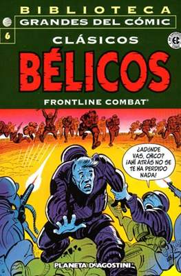 Biblioteca Grandes del Cómic: Clásicos Bélicos (2004) (Rústica 144-176 pp) #6