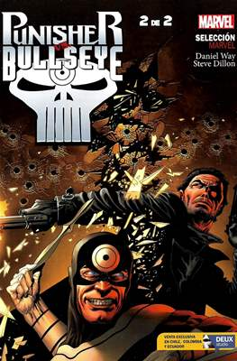 Punisher vs Bullseye #2