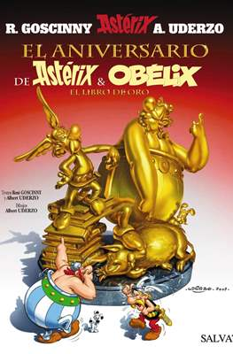 Astérix (2016) (Cartoné, lomo con mancha de Asterix) #34