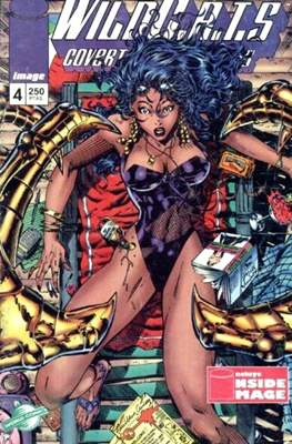 WildC.A.T.S Vol. 1 (Grapa 36 pp) #4