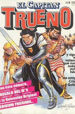 El Capitán Trueno. Nuevas aventuras (Grapa. 52 pp) #8