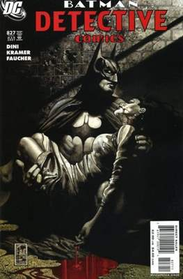 Detective Comics Vol. 1 (1937-2011; 2016-) (Comic Book) #827