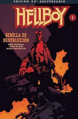 Hellboy: Semilla de destrucción - Edición 25º aniversario (Grapa 24 pp) #