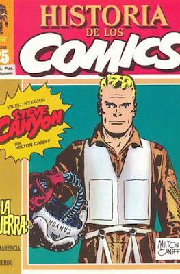 Historia de los Cómics (Grapa 32 pp) #25