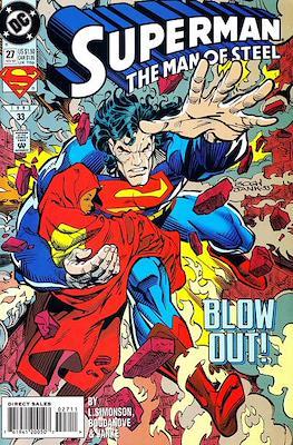 Superman: The Man of Steel (Comic book) #27
