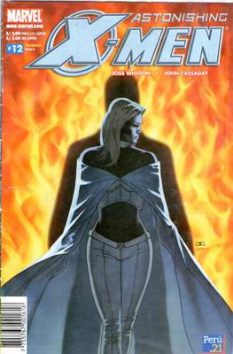 Astonishing X-Men (Grapas) #12
