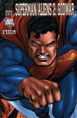 Superman / Aliens 2: Godwar