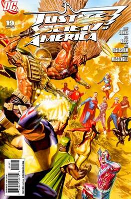 Justice Society of America Vol. 3 (2007-2011) (Comic Book) #19
