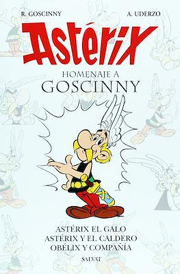 Astérix: Homenaje a Goscinny