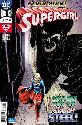 Supergirl Vol. 7 (2016-) (Comic-book) #18