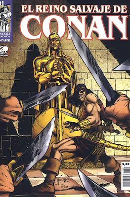 El Reino Salvaje de Conan (Grapa 48-80 pp) #21