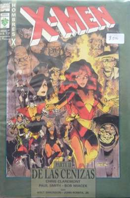 X-men: De las cenizas (Rústica) #2