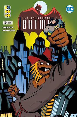 Las aventuras de Batman #19