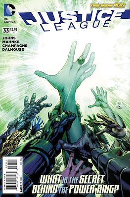 Justice League Vol. 2 (2011-2016) (Comic-Book) #33
