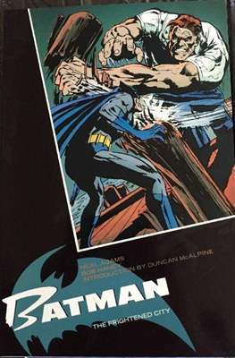 Batman: The Frightened City